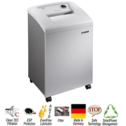 Dahle 41330 CleanTec Level 5 Small Office Cross Cut Paper Shredder