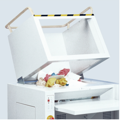 industrial paper shredders large shredding systems