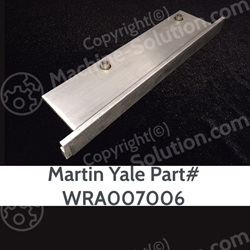 Martin Yale 7000E Replacement Clamp Assembly WRA007006