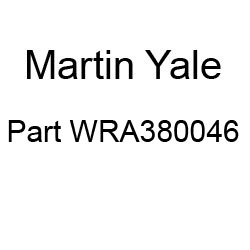 Martin Yale Drive Roller (Entrance) Part Number WRA380046
