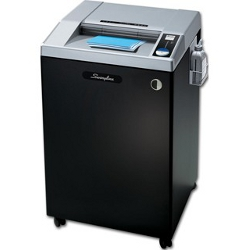 Swingline CX40-59 Cross Cut Level 3 TAA Compliant Jam-Stopper Paper Shredder