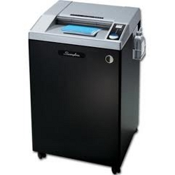 Swingline CX25-36 Cross Cut Level 3 TAA Compliant Jam-Stopper Paper Shredder
