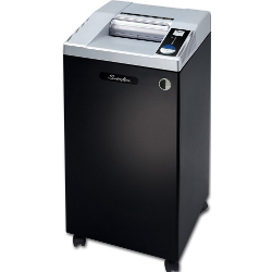 Swingline CM15-30 Cross Cut Level 4 TAA Compliant Jam-Stopper Paper Shredder