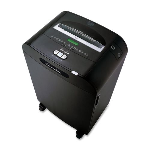 Swingline DX20-19 Jam Free Cross Cut Commercial Paper Shredder