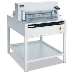 "Triumph 6655 Automatic-Programmable 25.5"" Paper Cutter"