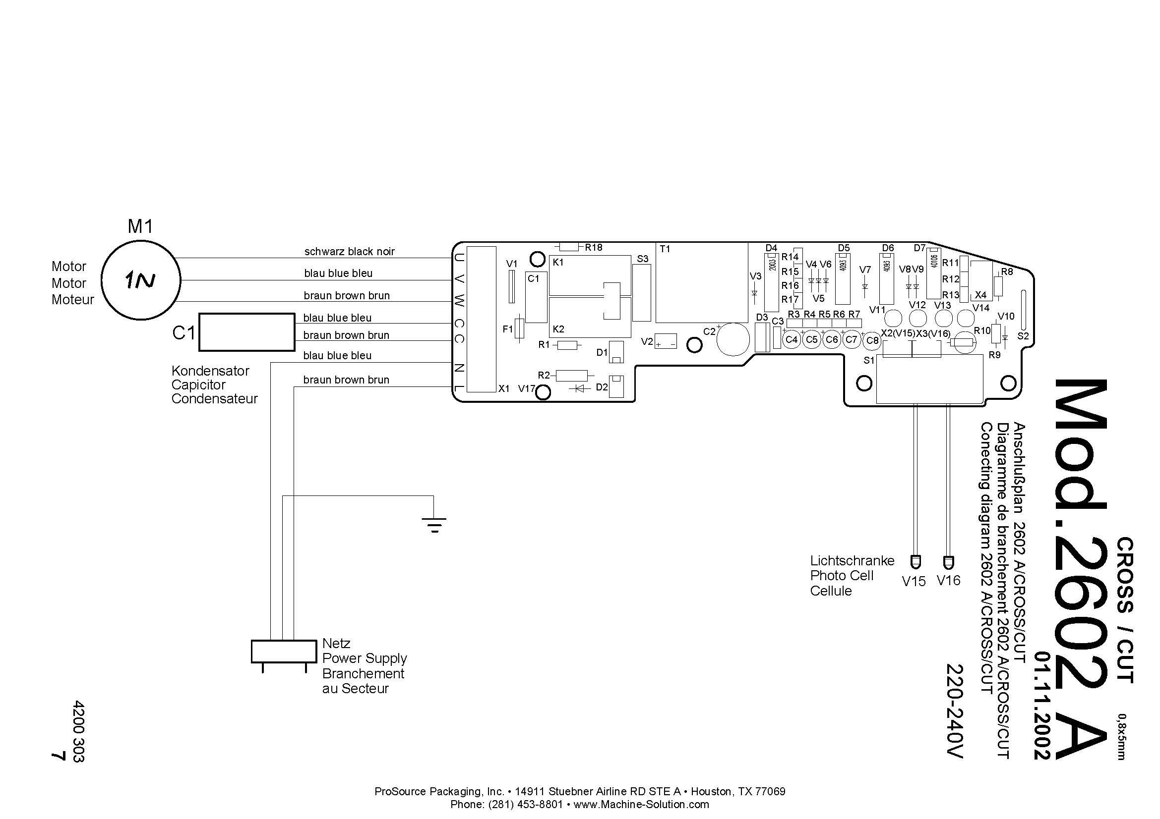 Parts Assistant - MBM Destroyit 2602 A 0.8x5mm