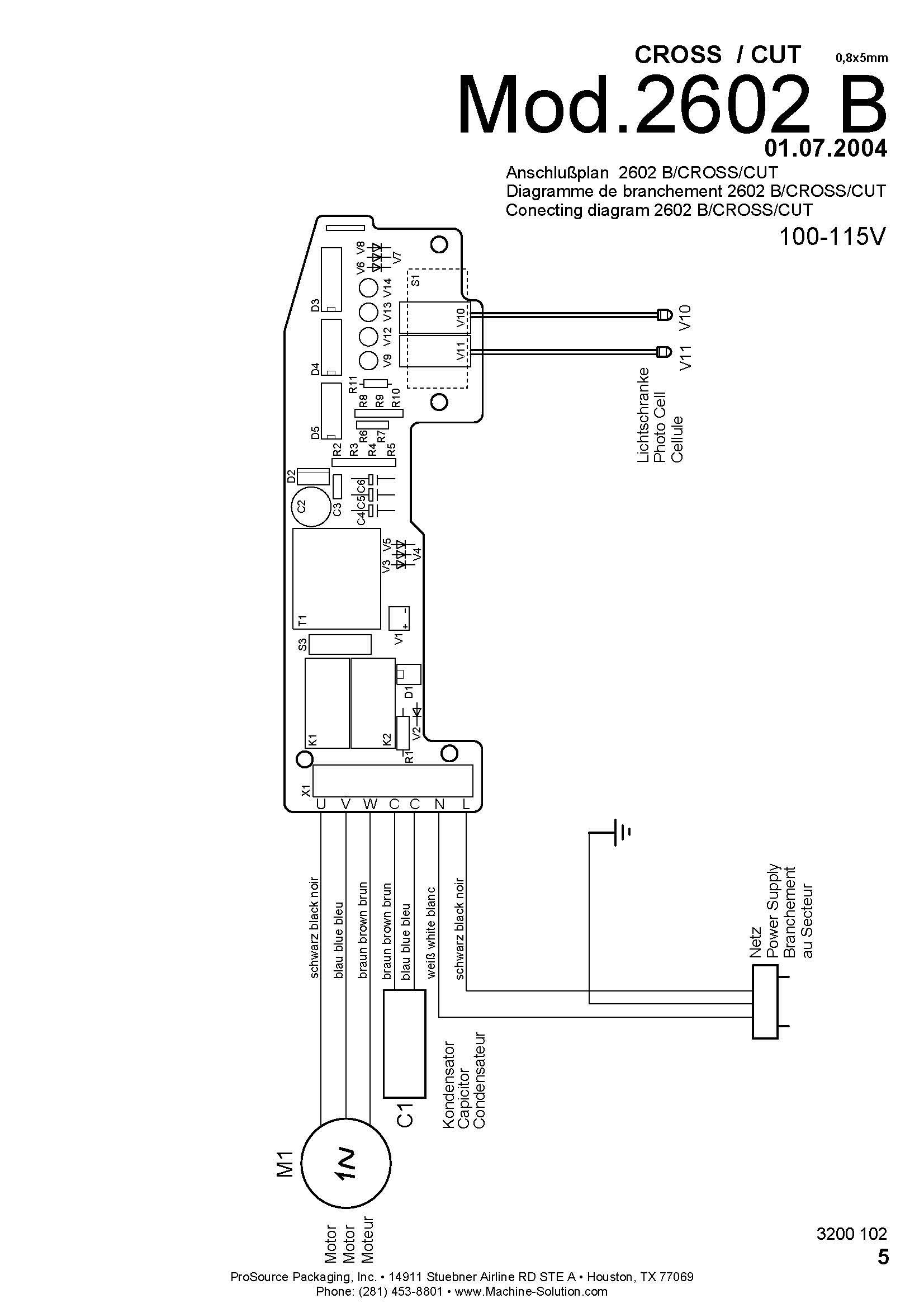 bostitch stapler diagram