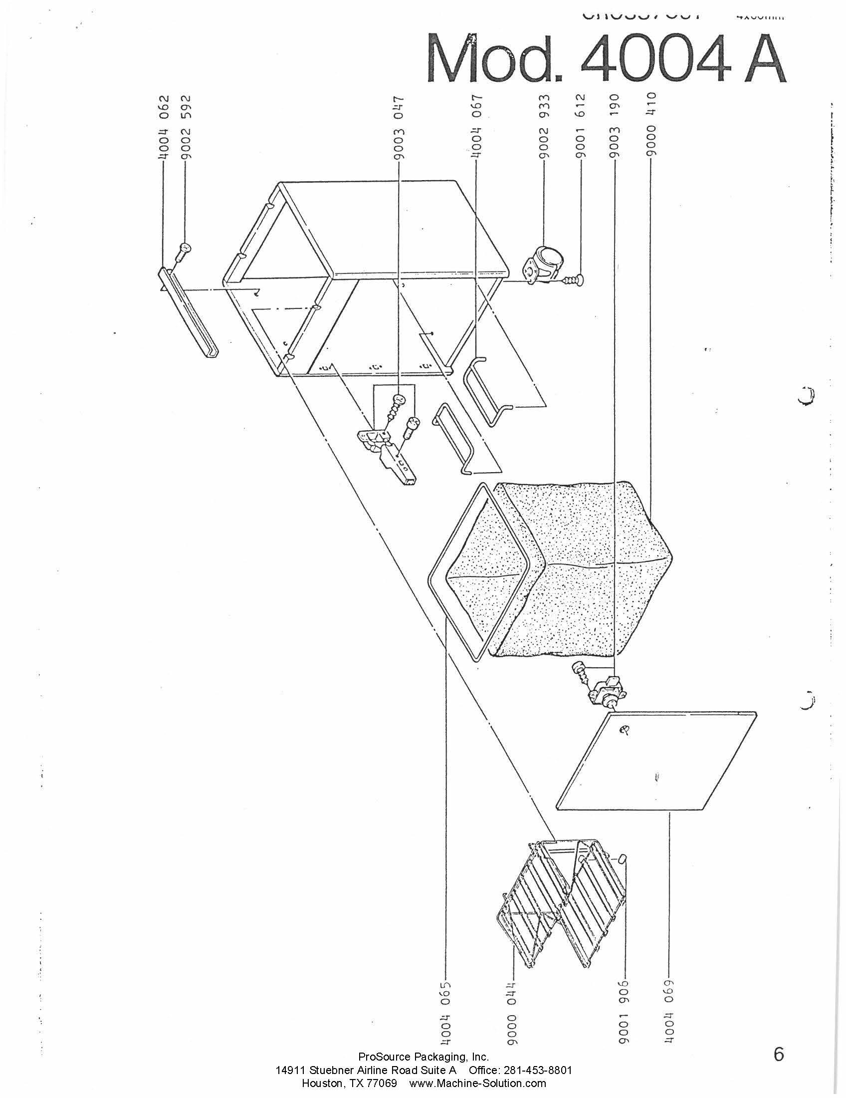 parts assistant mbm destroyit 4004 cc a 4x60mm LEED Building Diagram page 6
