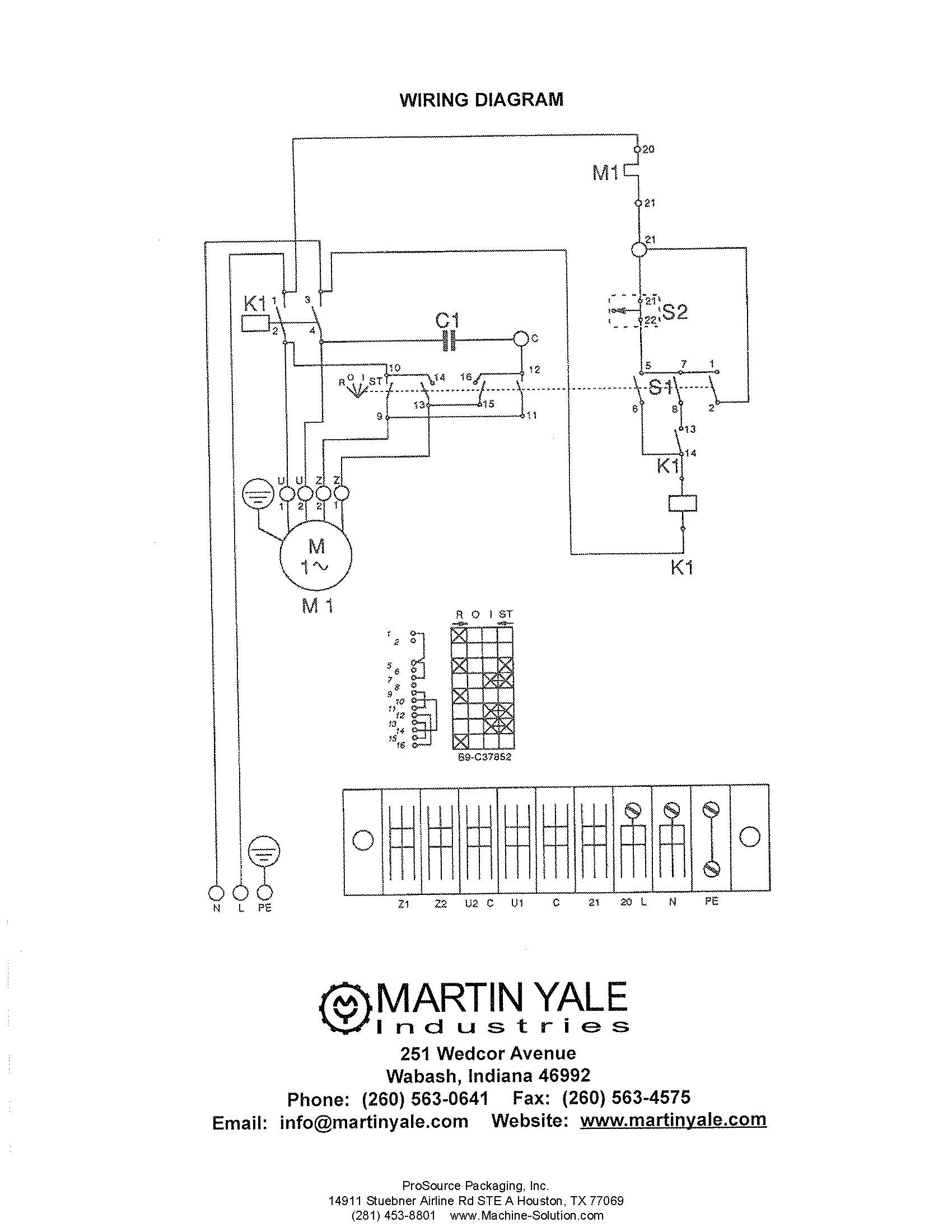 Yale Erp030 Wiring Diagram Circuit And Hub Mpb040 E A955 Lift Specifications