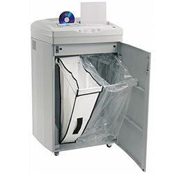 NSA/CSS 04-02 Compliant CD/DVD Shredders