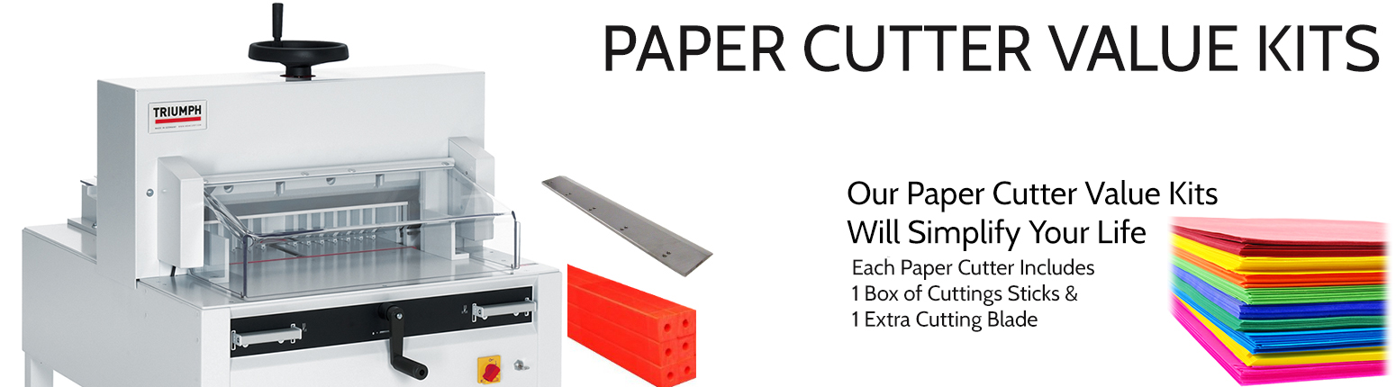 Paper Cutter Value Kits