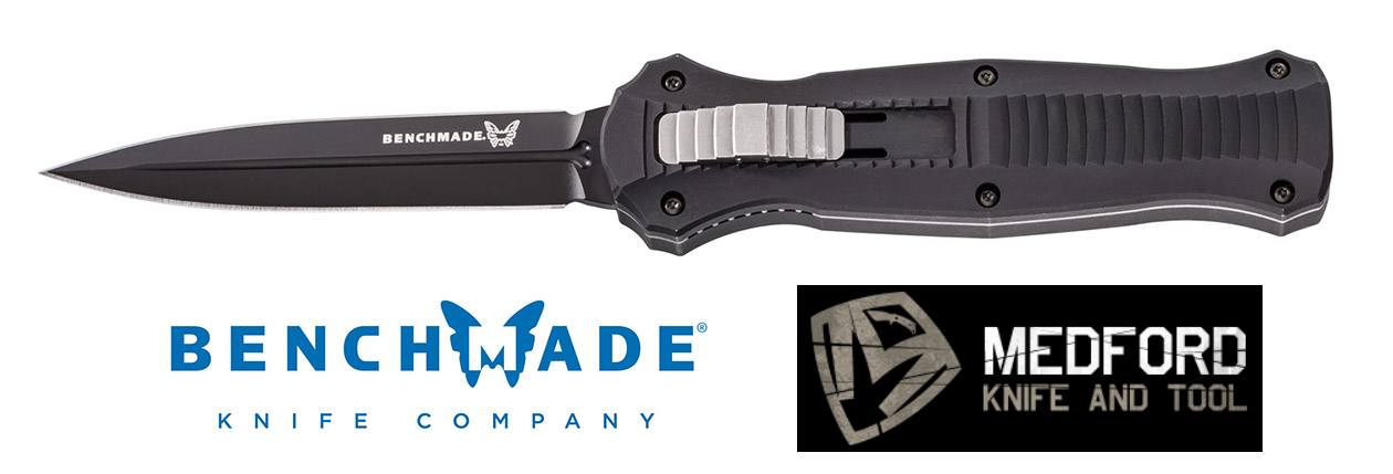 Medford and Benchmade knives, benchmade design knives