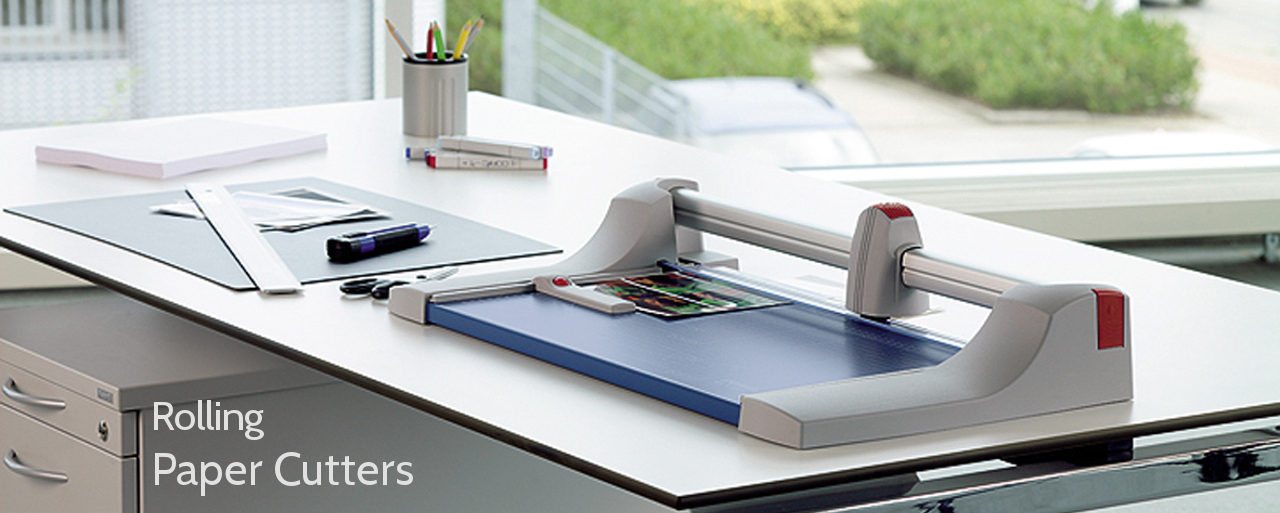 Rotary Paper Cutters