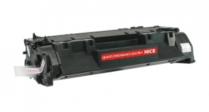 Compatible 05 Toner MICR - Page Yield 2300 micr, laser toner cartridge, remanufactured, compatible, monochrome laser printer, black, ce505a-m / 02-81500-001, hp lj p2030, p2035, p2055 series - std yield - micr
