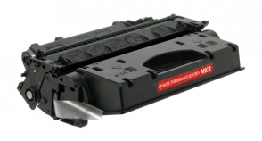 Compatible 05 Toner MICR High Yield - Page Yield 6500 micr, laser toner cartridge, remanufactured, compatible, monochrome laser printer, black, ce505x-m / 02-81501-001, hp lj p2055 series - high yield - micr
