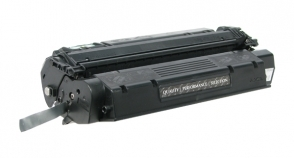 Compatible 1300 Toner Cartridge - Page Yield 2500 laser toner cartridge, remanufactured, compatible, monochrome laser printer, black, q2613a (13a), hp lj 1300 series - std yield