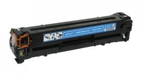 Compatible 1215/Canon MF8050 Cyan - Page Yield 1400 laser toner cartridge, remanufactured, compatible, color laser printer, cb541a / 1979b001aa (125a), hp color lj cp1210, cp1215, cp1510, cp1515, cp1518, cm1312, p1200, p1215, p1217, p1500, p1515 series - cyan (compatible with canon imageclass mf8030, mf8050; lbp-5050; 116)