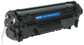 Compatible 1010/12 Printer Toner JY - Page Yield 4000 laser toner cartridge, remanufactured, compatible, monochrome laser printer, black, q2612a-j, hp lj 1010, 1012, 1015, 1018, 1020, 1022; fax 3015, 3020, 3030, 3050, 3052, 3055, m1005 mfp, m1319 - extended yield