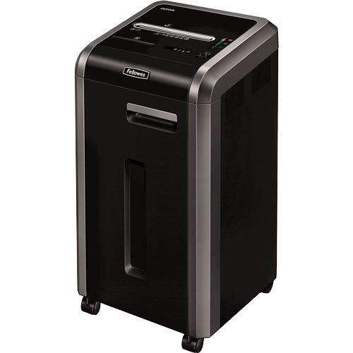 Fellowes PowerShred 225MI Jam Proof Micro-Cut Paper Shredder Fellowes PowerShred 225MI Jam Proof Micro-Cut Paper Shredder, fellowes 225mi shredder, fellowes micro-cut office shredder, discount fellowes shredder, small office fellowes shredder