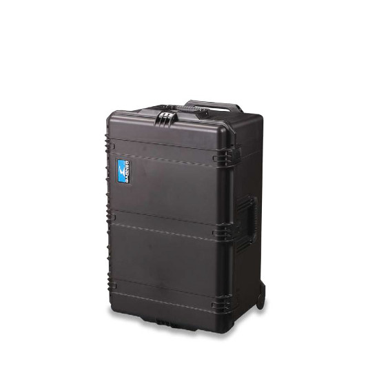 Garner Case-PD5SSD MIL SPEC Rated Mobility Case for PD-5 hard drive destroyer and optional SSD-1 solid-state destroyer