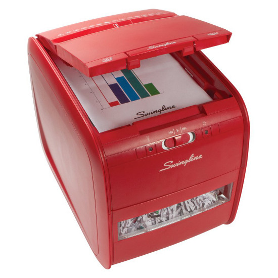 Swingline® Stack-and-Shred™ 60X Auto Feed Shredder