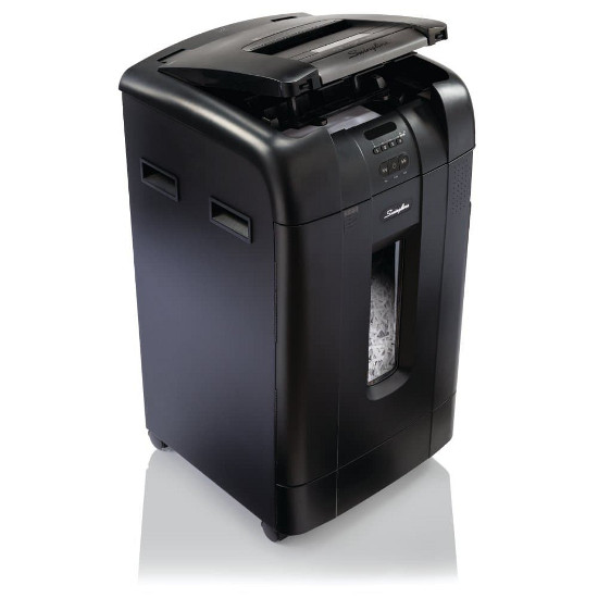 Swingline® Stack-and-Shred™ 750X Auto Feed Shredder