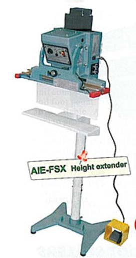 AIE-305FDV 12 Automatic Double Impulse Foot Sealer AIE-305FDV 12 Automatic Double Impulse Foot Sealer