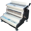Akiles CombMac-24E Commercial Electric Comb Binding Machine
