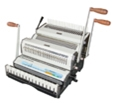 Akiles WireMac Combo Heavy Duty Wire/Comb Binder Akiles WireMac Combo Heavy Duty Wire/Comb Binder