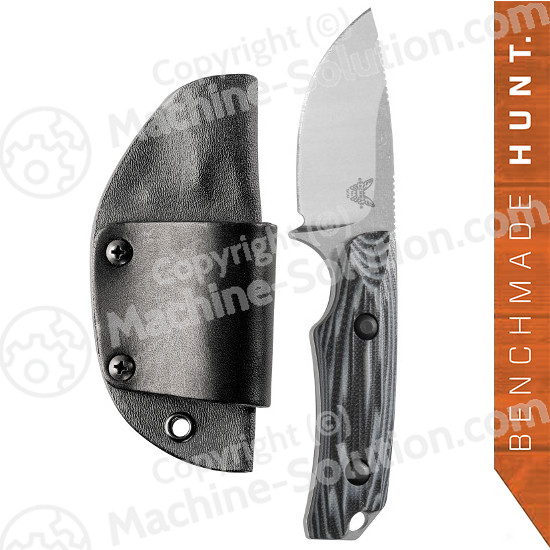 Benchmade 15016-1 G10 Hidden Canyon Hunter Fixed Knife