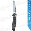"Benchmade 940-2 Osborne Folding Knife 3.4"" S30V Plain Blade, Milled G10 Handles"