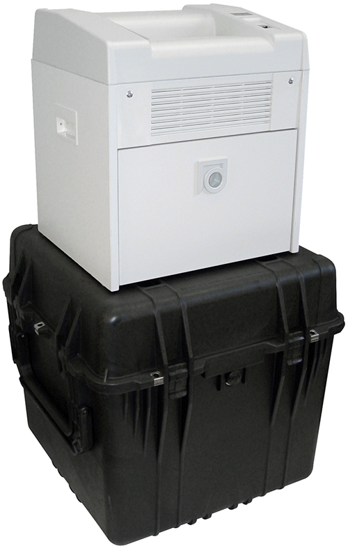 Dahle 20434 DS High Security NSA/CSS Deployable Shredder