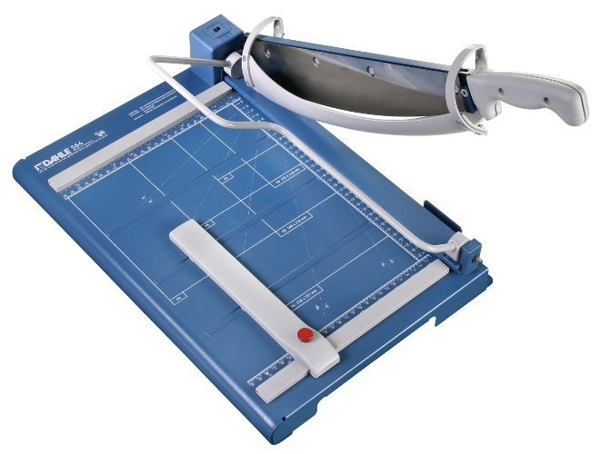 Dahle 564 14 1/2 Inch Guillotine Cutter with Laser Guide Dahle 564 14 1/2 Inch Guillotine Cutter with Laser Guide