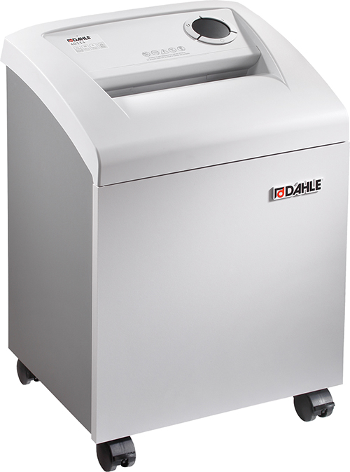 Dahle 40104 Strip Cut Deskside Paper Shredder Dahle 40104 Strip Cut Deskside Paper Shredder