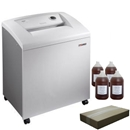 Dahle 40514 Cross Cut Small Department Paper Shredder Package with Oil, Bags Dahle 40514 Cross Cut Small Department Paper Shredder Package with Oil, Bags