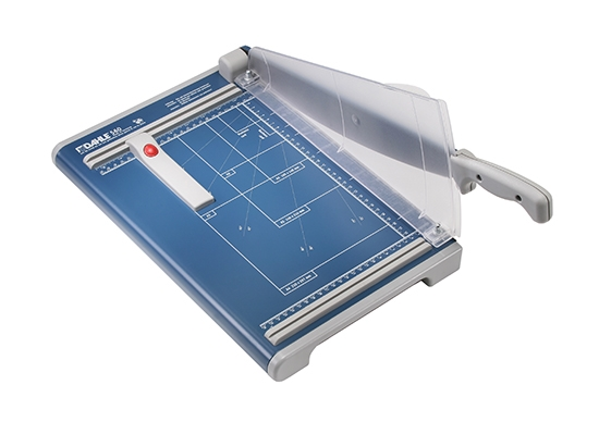 Dahle 560 Guillotine Paper Cutter 13 3/8 with Safety Shield Dahle 560 Guillotine Paper Cutter 13 3/8 with safety shield