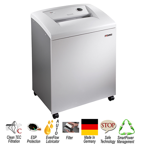 Dahle 41614 CleanTec Cross Cut Level 3 Paper Shredder Dahle 41614 CleanTec Cross Cut Level 3 Paper Shredder