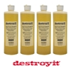 Destroyit ACCED 21/4 Shredder Oil, 4 Pints