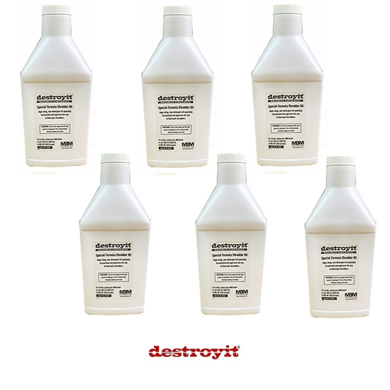 Destroyit ACCED 21/6  6-32oz Bottles 90 Day Supply