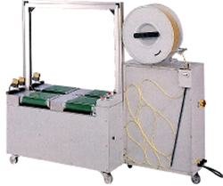 Preferred Pack 301 Arch Type Strapping Machine