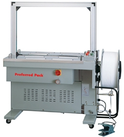 Preferred Pack CT-50-LP Semi-Automatic Uniform Carton Sealer with Side Drive Belts Preferred Pack CT-50-LP Semi-Automatic Uniform Carton Sealer with Side Drive Belts