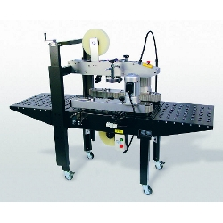 Preferred Pack CT-50 Semi-Automatic Uniform Carton Sealer with Side Drive Belts Preferred Pack CT-50 Semi-Automatic Uniform Carton Sealer with Side Drive Belts
