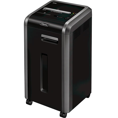 Fellowes PowerShred 225Ci Cross Cut Paper Shredder Fellowes PowerShred 225Ci Cross Cut Paper Shredder