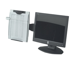 Fellowes 8033301 Office Suites Monitor Mount Copyholder