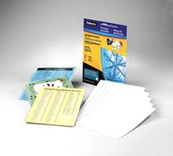 Fellowes Self-Adhesive Laminating Pouches 5 MIL