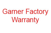 Garner 3FW-PD5 3 Year Factory Warranty for PD-5