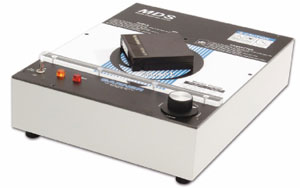 Garner MDS-5 Professional Table Top Tape Degausser