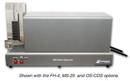 Garner MS-25 Magnetic Field Cover for CDS-2500A Models