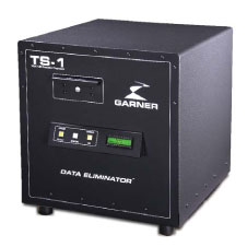 Garner TS-1 Data Eliminator NSA/CSS Approved Degausser