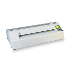 "General Binding Corporation  Laminator, 18""W, 9 Speed, w/ LCD, Adjust Temp, 120V/60Hz, 13.8Amps"